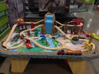 Kidkraft Train Table Set & Sc 1 St YouTube