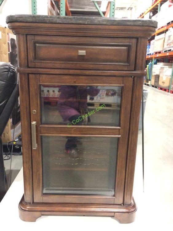 Tresanti Wine Cabinet With 24 Bottle Cooler