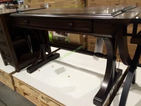 Bayside Furnishings Writing Desk Model 0078 A – CostcoChaser