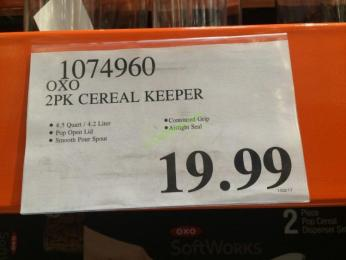 Costco-1074960-OXO-2PK-Cereal-keeper-tag
