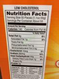 Costco-349529-Pepperidge-Farm-Goldfish-Crackers-chart