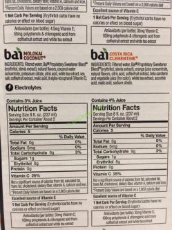 Costco-936242-BAI-Variety-Pack-Antioxidant-Infusio-chart1