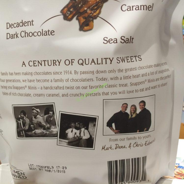 Edward Marc Coconut Almonds Dark Chocolate