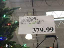 Costco-1455658-Pre-Lit-LE- EZ-Connect-Dual-Color-Christmas-Tree-tag
