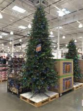 Costco-1455659-Pre-Lit-LE- EZ-Connect-Dual-Color-Christmas-Tree1