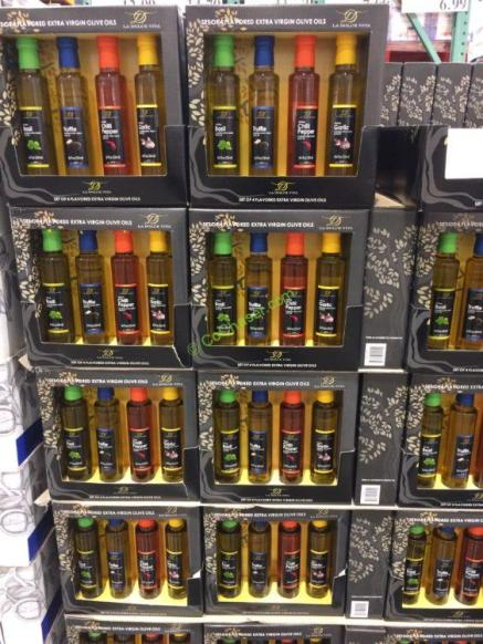 Costco-1084445-LA-Collina-Toscana-Flavored-Olive-Oil-all