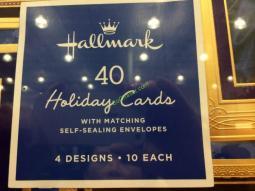 Costco-1456756-Hallmark-Christmas-Cards-40-Count-name