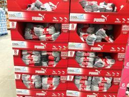 Costco-1153812-Puma-Ladies'-No Show-Socks-all