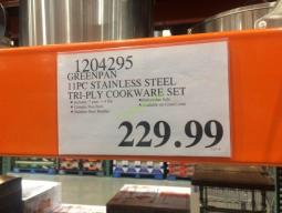 Costco-1204295-Greenpan-11PC-Stainless-Steel-Tri-PLY-Cookware-Set-tag