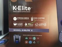 Costco-2881975-Keurig-K-Elite-C-Single-Serve-Coffee-Maker-name