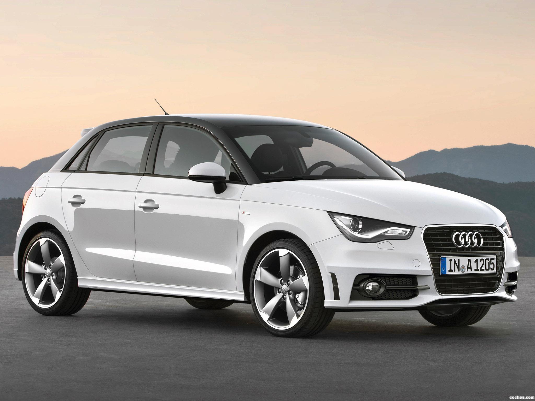 Audi A1 Sportback S-Line 2012