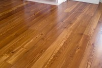 Antique Heart Pine Flooring, Select Grade - Site-Finished ...