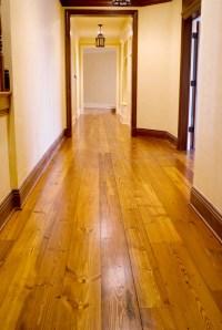Antique Heart Pine Flooring, Farmhouse Grade - Site ...