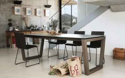 Mesas y sillas de diseño, un aire nuevo para tu hogar
