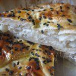 Delicioso Quiche de cebollas y queso ricotta