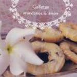 Galletas de Arándanos y Limón