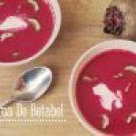 Crema de Betabel o Potaje invernal Borscht