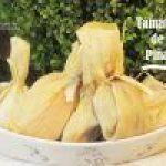 Tamales de Piña tradicionales