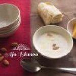 Ajo Blanco receta tradicional española
