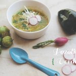 Cómo preparar Pozolillo Verde de Pollo. Receta completa