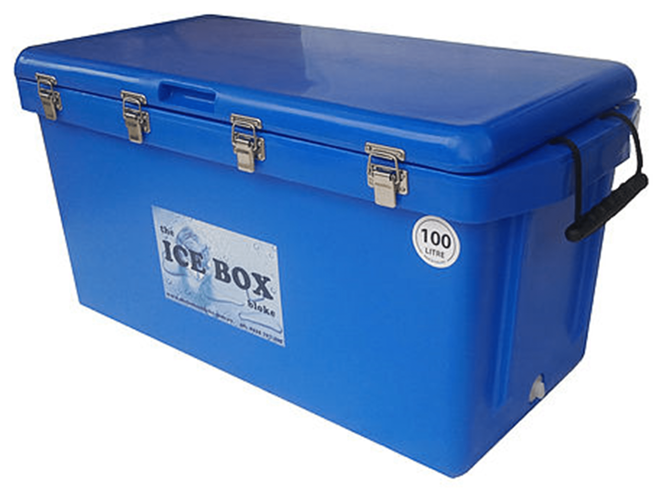 Ice Boxes Standard 100 Litre Ice Box With Hinged Lid