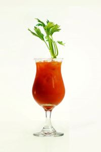 Bloody Mary Drink | myideasbedroom.com