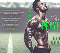 Cover Reveal:  The Player – Claire Contreras