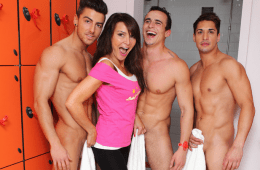 WATCH: The Dreamboys Get Naked! (And don't forget to touch yourselves…)