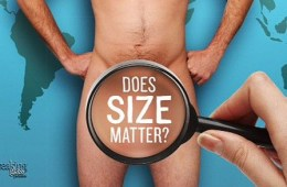 Does Size Matter: The Man Who Made A Documentary About Not Measuring Up