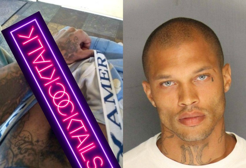 MAN CANDY: Jeremy Meeks' Cock Shot? [NSFW]