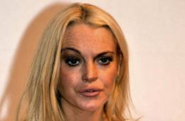 Every Lohan Has A Silver Lining