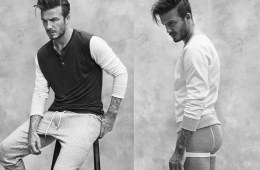 MAN CANDY: Beckham's Back In His Briefs For New H&M Campaign