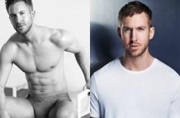MAN CANDY: Calvin Harris Is Even HOTTER For Emporio Armani