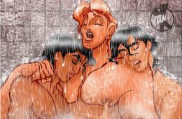 Animator Gives Disney Princes An Erotic Gay Spin