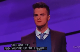 Gay 'Jeopardy' Character Slays His Hater Over Twitter *Snap*