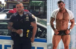 Will The Hot NYC Cop Show Long Arm Of The Law For Playgirl Spread?