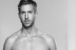 MAN CANDY: Calvin Harris Is Back In His Briefs For Armani, Still Fit As F*ck