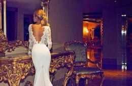 Which Celebrity Just Left The Internet Speechless With Her Perfect Wedding Dress?