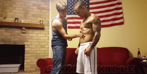 Michael Hoffman Bashes One Out With Male Friend – Unsurprisingly Stays Hard [NSFW]