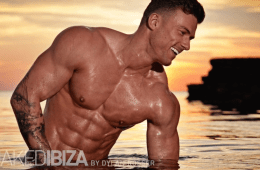 NAKED IBIZA: Hot And Hunky Studs Pose Nude For New Hardcover Book [NSFW]