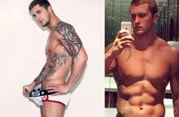 MAN CANDY: Are These Dan Osborne's Naughty Snapchats? [NSFW]