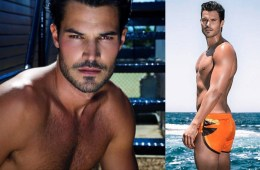 MAN CANDY: Meet Ian Thorpe's Hot Model Boyfriend Ryan Channing