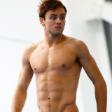 MAN CANDY: Are These Tom Daley's Smallest Swim Trunks Yet?