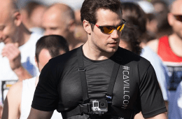 MAN CANDY: Henry Cavill (and his Bulge) Compete in the Durrell Challenge