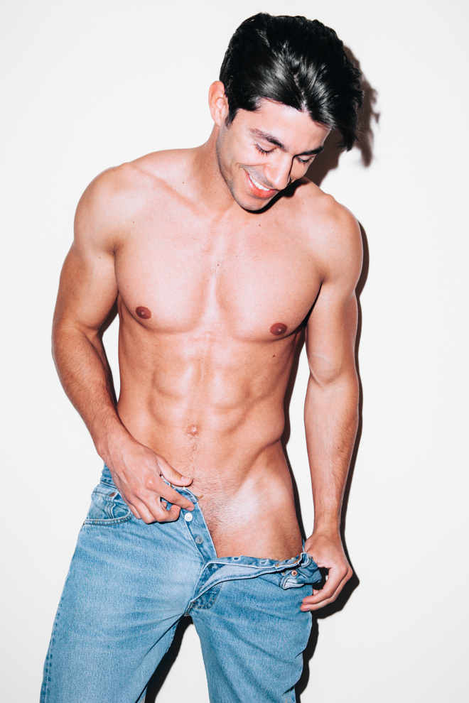 Bruno Miranda by Indestructible for Fashionably Male