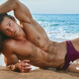 MAN CANDY: Cameron McElroy Heats up Summer with Scorching Beach Snaps