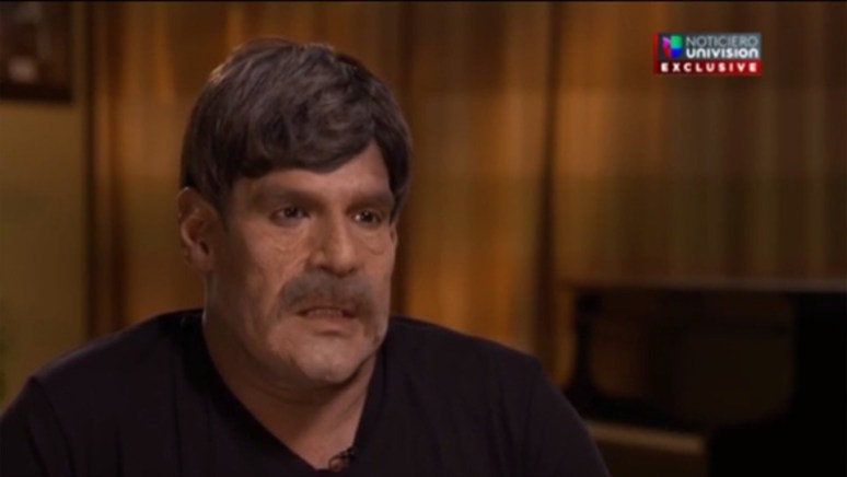 Man who claim's to be Omar Mateen's lover discusses their intimate relationship in an interview with Univision. Said Manteen committed the mass killings as an act of revenge rather than terrorism.