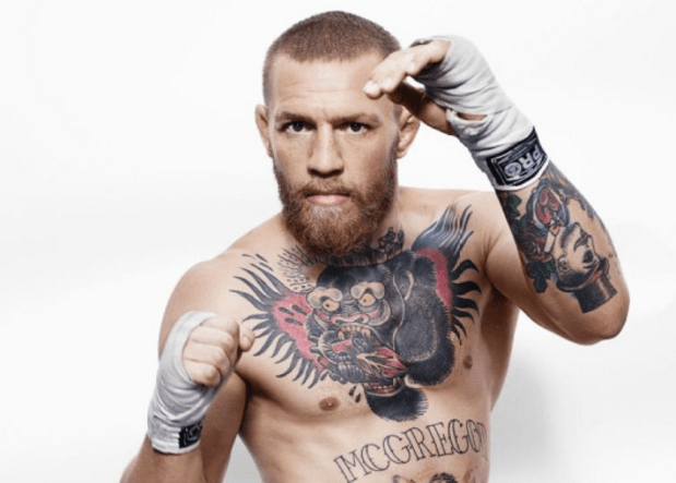Apparently Fighting Isnt The Only Thing Conor McGregor Is