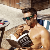 Boys of Summer: Here's a Whole Bunch of Hot Hunks Stripping off in the Sun [NSFW]