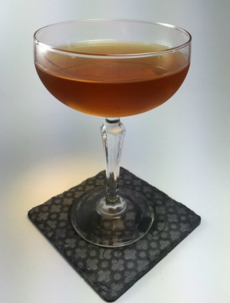 Tailspin Cocktail